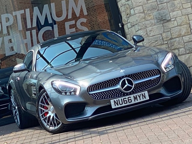 used Mercedes AMG GT AMG GT S PREMIUM in york-yorkshire