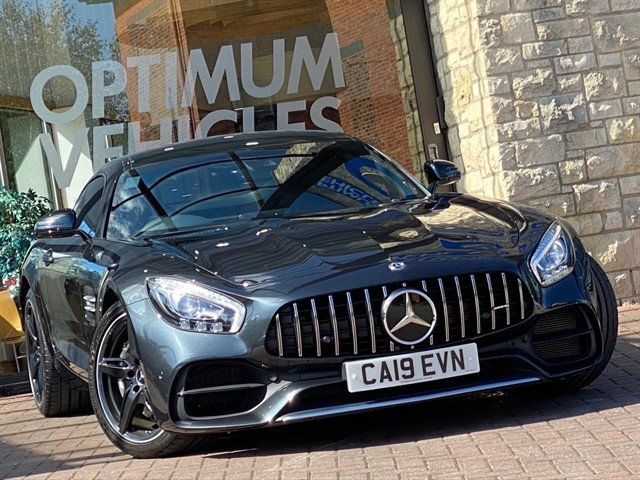 used Mercedes AMG GT AMG GT PREMIUM in york-yorkshire