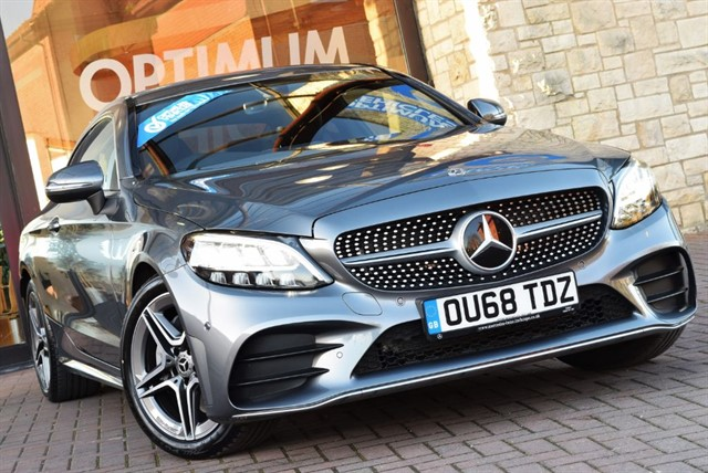 used Mercedes C200 C 200 AMG LINE in york-yorkshire