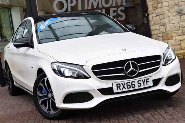 used Mercedes C350 E SPORT PREMIUM PLUS in york-yorkshire