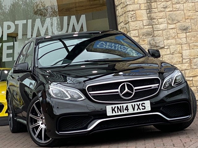 used Mercedes E63 AMG in york-yorkshire