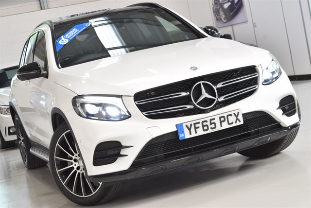 used Mercedes GLC220 D 4MATIC AMG LINE PREMIUM in yorkshire