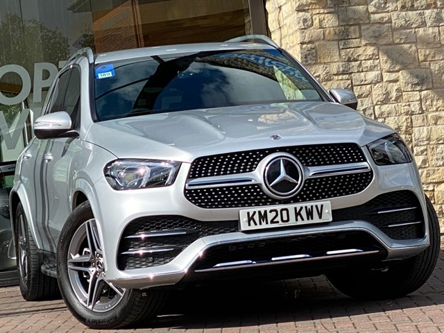 used Mercedes GLE350 D 4MATIC AMG LINE PREMIUM in york-yorkshire