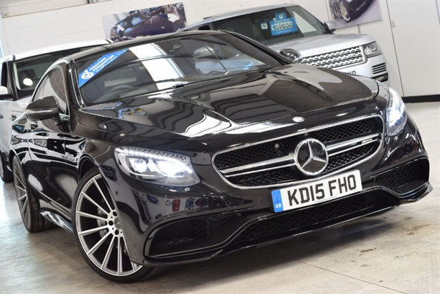 used Mercedes S65 AMG 6.0 S CLASS COUPE in yorkshire
