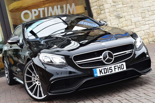 used Mercedes S65 AMG 6.0 S CLASS COUPE in york-yorkshire