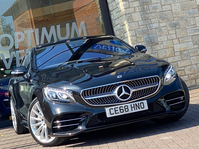 used Mercedes S560 AMG LINE PREMIUM in york-yorkshire