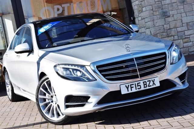 used Mercedes S600 L AMG LINE in york-yorkshire