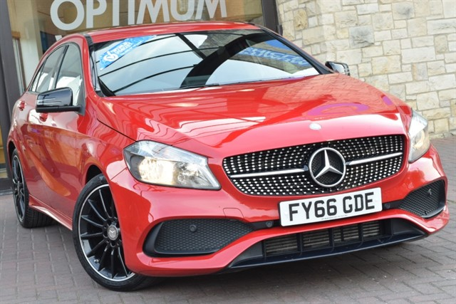 used Mercedes  A 180 D AMG LINE in york-yorkshire