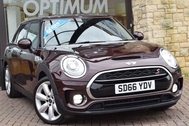used MINI Clubman COOPER SD in york-yorkshire