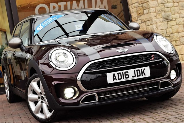 used MINI Clubman COOPER S in york-yorkshire