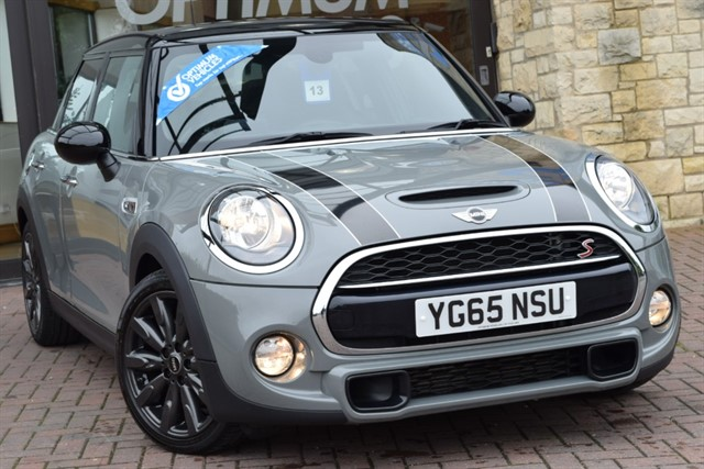 used MINI Hatch COOPER SD in york-yorkshire