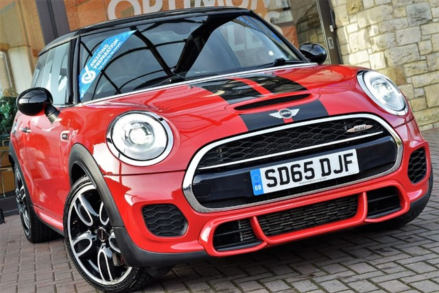 used MINI Hatch JOHN COOPER WORKS in york-yorkshire