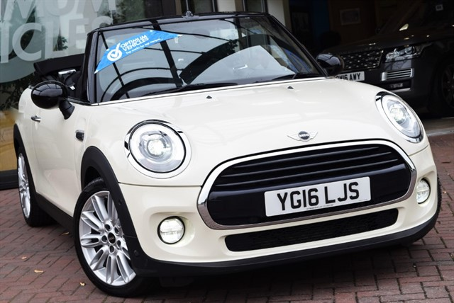 used MINI Convertible COOPER in york-yorkshire