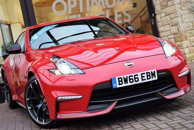 used Nissan 370Z V6 NISMO in york-yorkshire