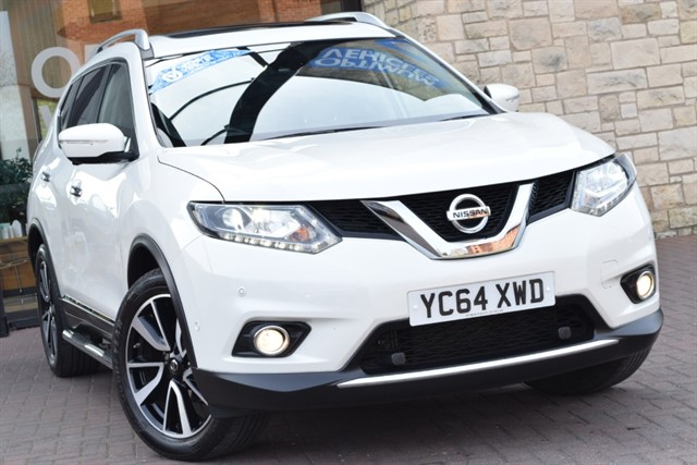 used Nissan X-Trail DCI TEKNA in york-yorkshire