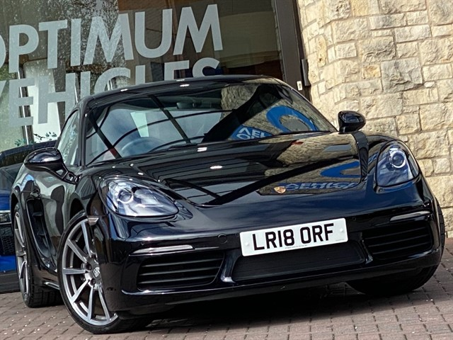 used Porsche 718 Cayman 2.0T PDK in york-yorkshire