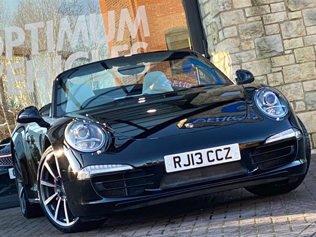 used Porsche 911 CARRERA 4S PDK in york-yorkshire
