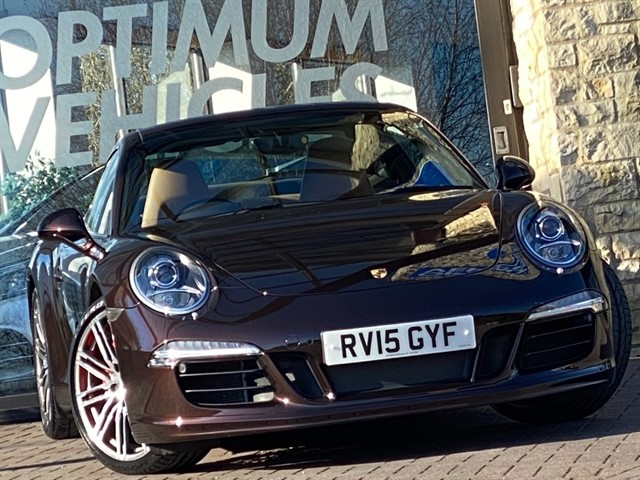 used Porsche 911 CARRERA S in york-yorkshire