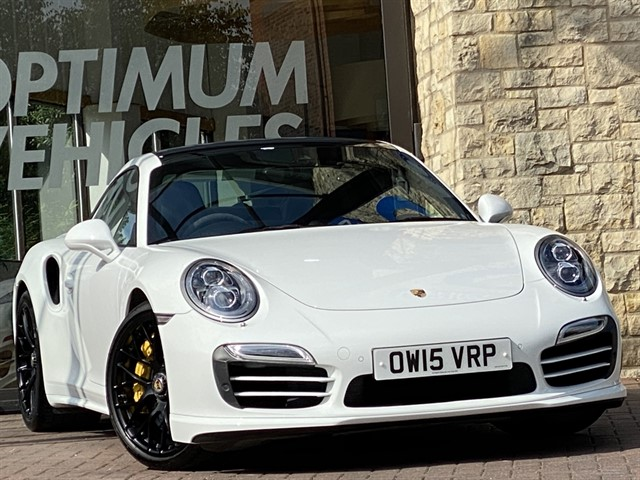 used Porsche 911 TURBO S PDK in york-yorkshire