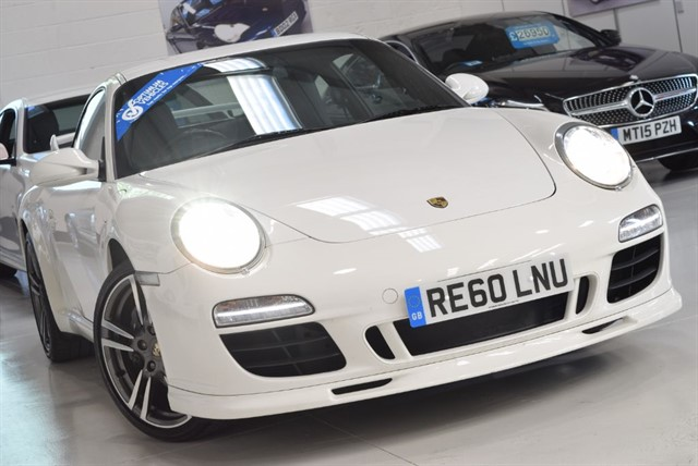 used Porsche 911 CARRERA 2 PDK in yorkshire