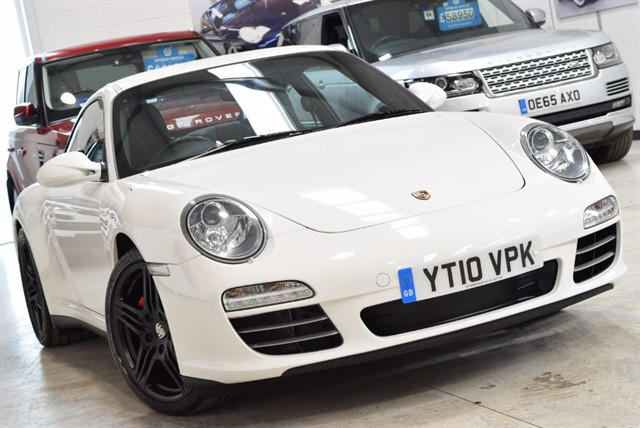 used Porsche 911 CARRERA 4S PDK in yorkshire