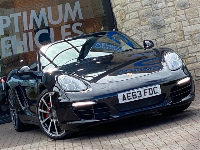 used Porsche Boxster 24V S PDK in york-yorkshire