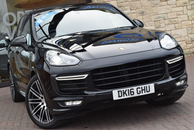 used Porsche Cayenne V6 GTS TIPTRONIC in york-yorkshire