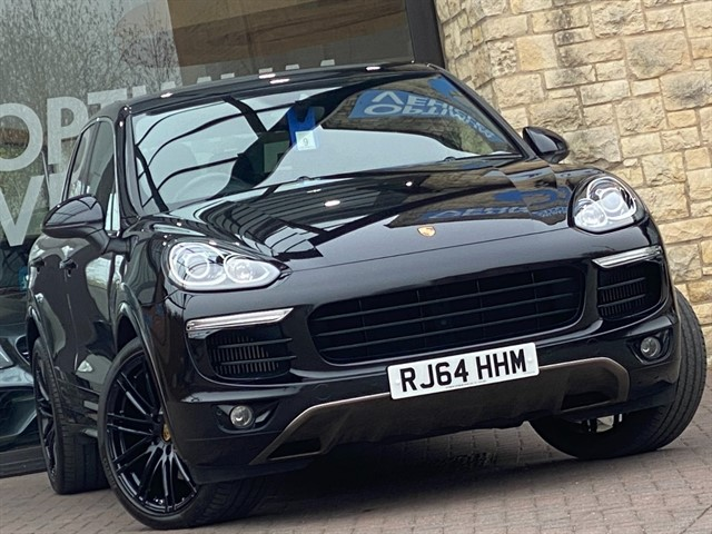 used Porsche Cayenne D V8 S TIPTRONIC S in york-yorkshire