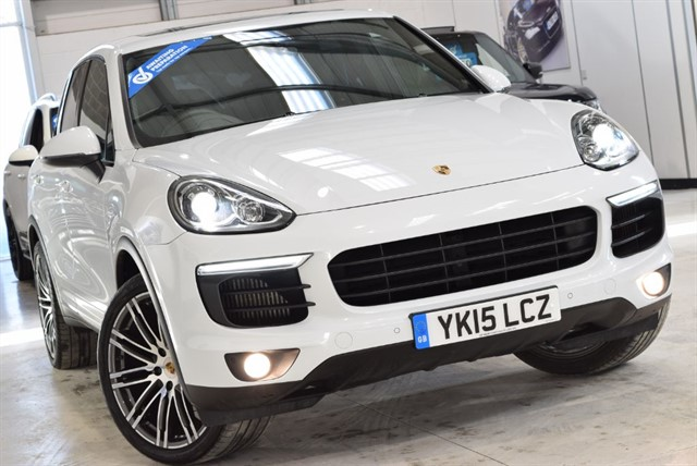 used Porsche Cayenne D V6 TIPTRONIC S in yorkshire