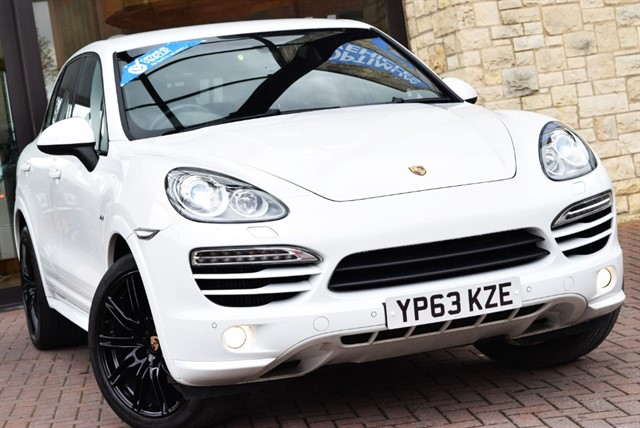 used Porsche Cayenne D V6 TIPTRONIC in york-yorkshire