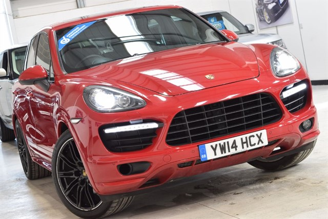 used Porsche Cayenne V8 GTS TIPTRONIC S in yorkshire