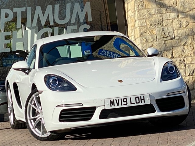 used Porsche Cayman 2.0T PDK 300 in york-yorkshire