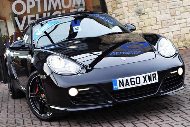 used Porsche Cayman 24V S PDK in york-yorkshire