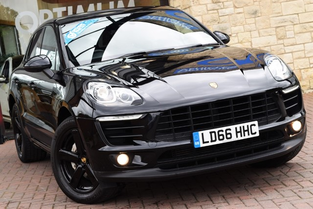 used Porsche Macan D S PDK in york-yorkshire