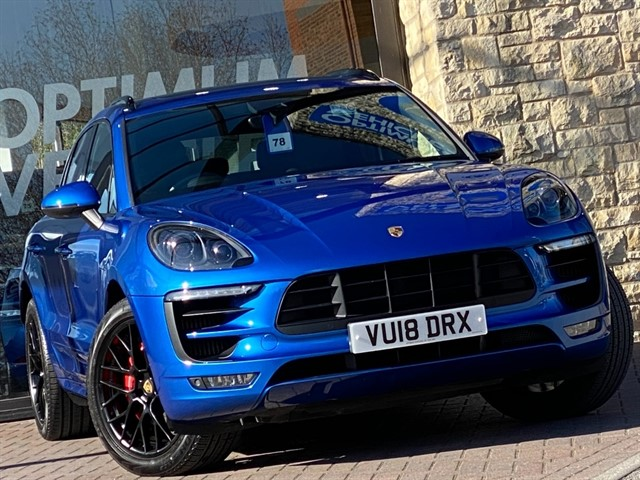 used Porsche Macan GTS PDK in york-yorkshire