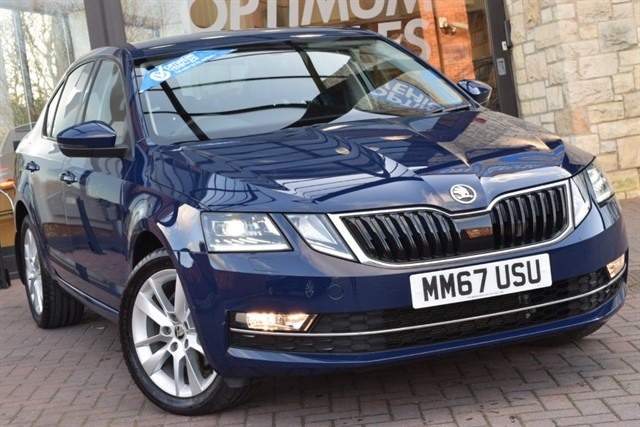 used Skoda Octavia SE L TSI DSG in york-yorkshire