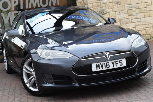 used Tesla Model S 70D in york-yorkshire