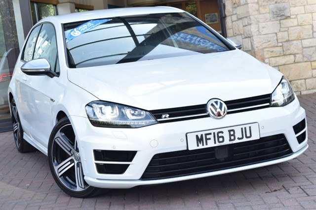 used VW Golf R in york-yorkshire