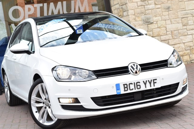 used VW Golf GT EDITION TSI ACT BMT in york-yorkshire