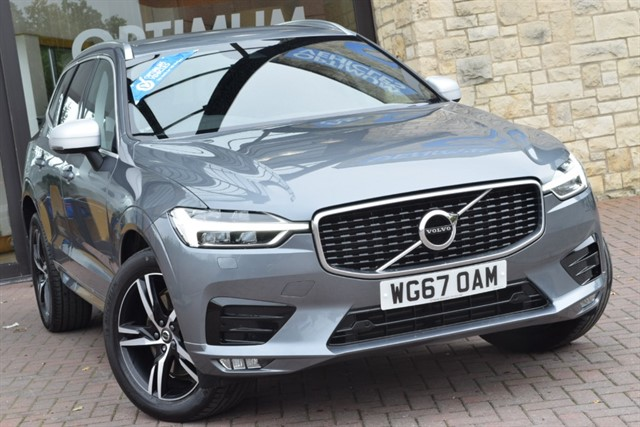 used Volvo XC60 D4 R-DESIGN AWD in york-yorkshire