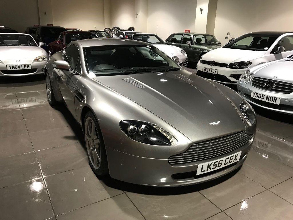 Used Aston Martin Vantage For Sale Skelmersdale Lancashire - Used aston martins