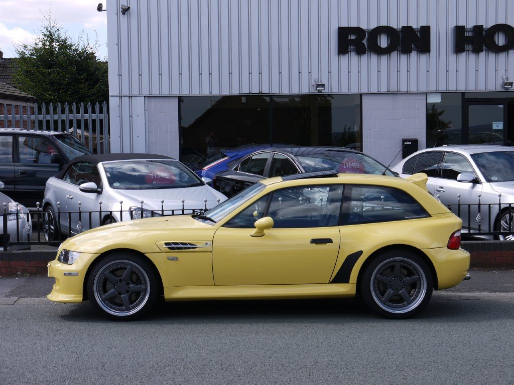 Bmw Z3m Coupe For Sale Uk Used Bmw Z3 Cars For Sale With