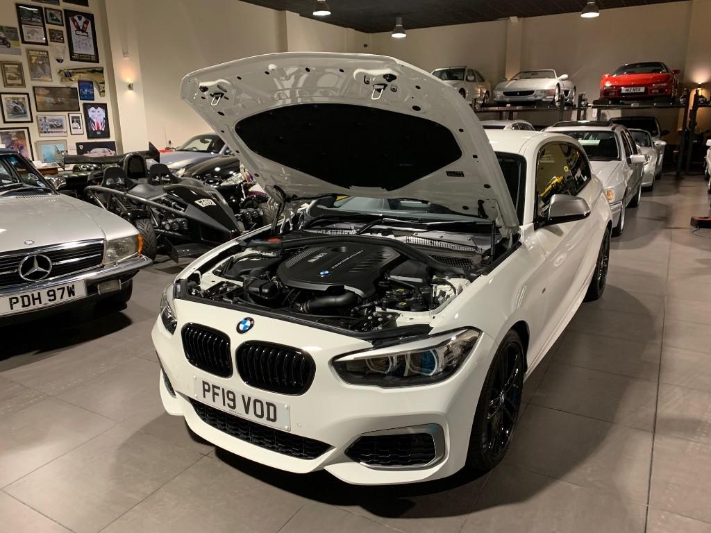 BMW M140i