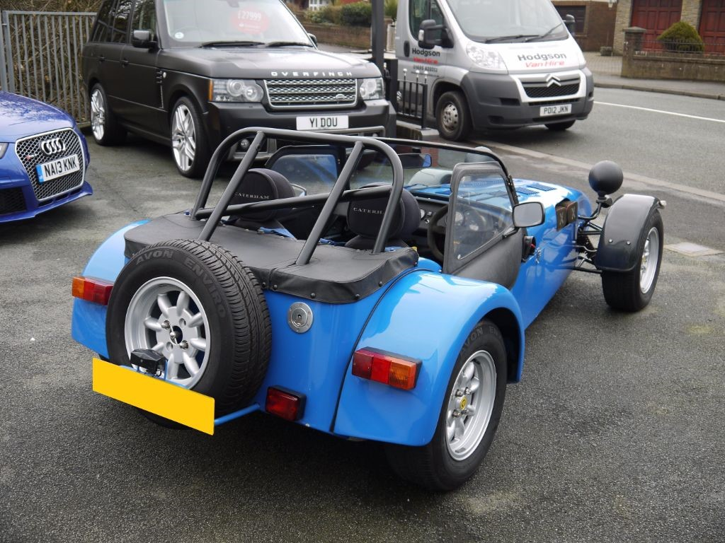 used caterham super seven for sale skelmersdale lancashire. Black Bedroom Furniture Sets. Home Design Ideas