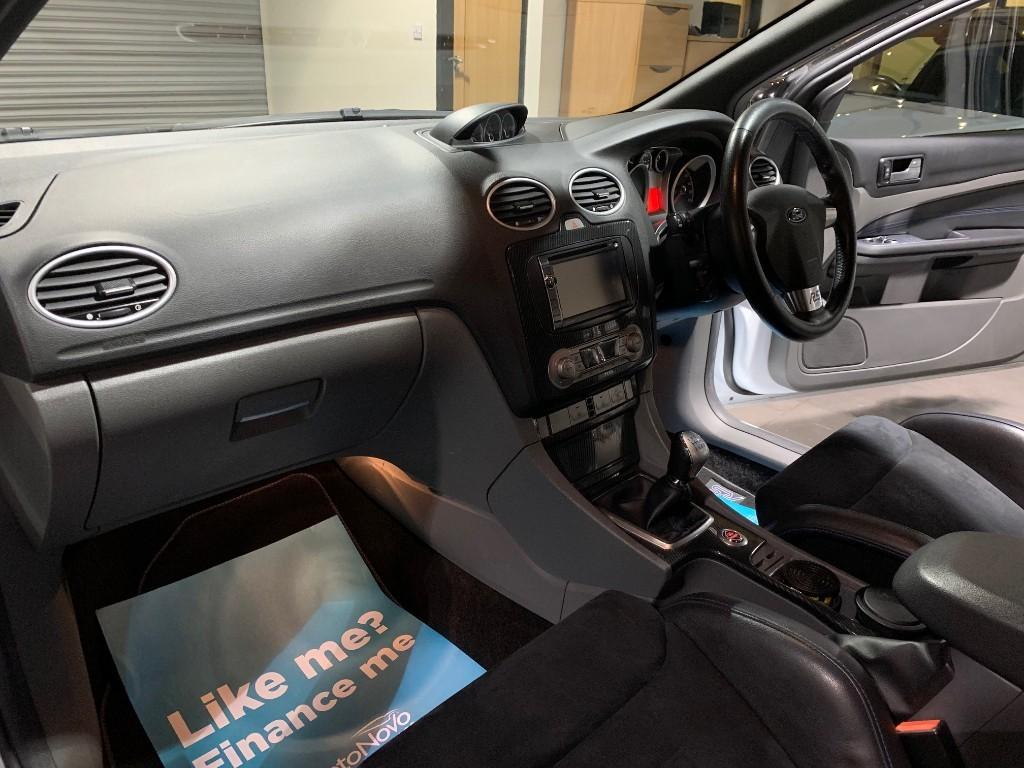 ford focus ron hodgson specialist cars lancashire