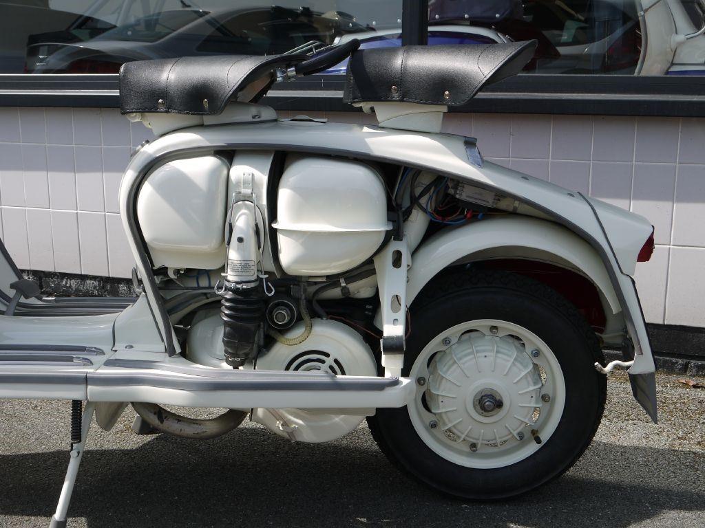 Lambretta Unlisted