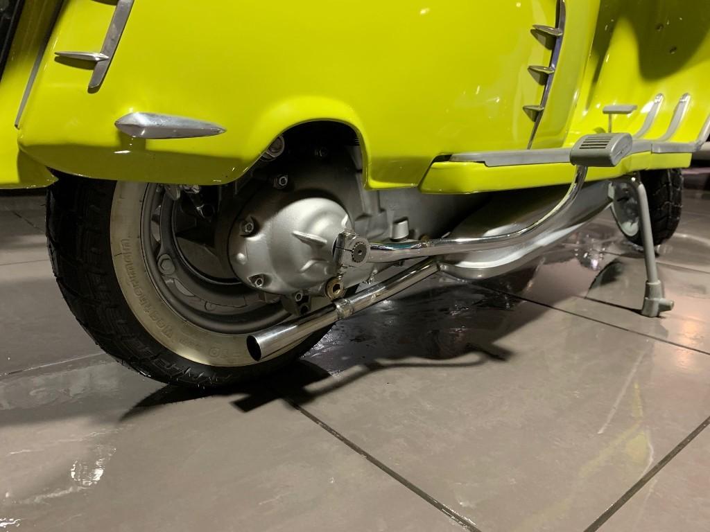 Lambretta SX