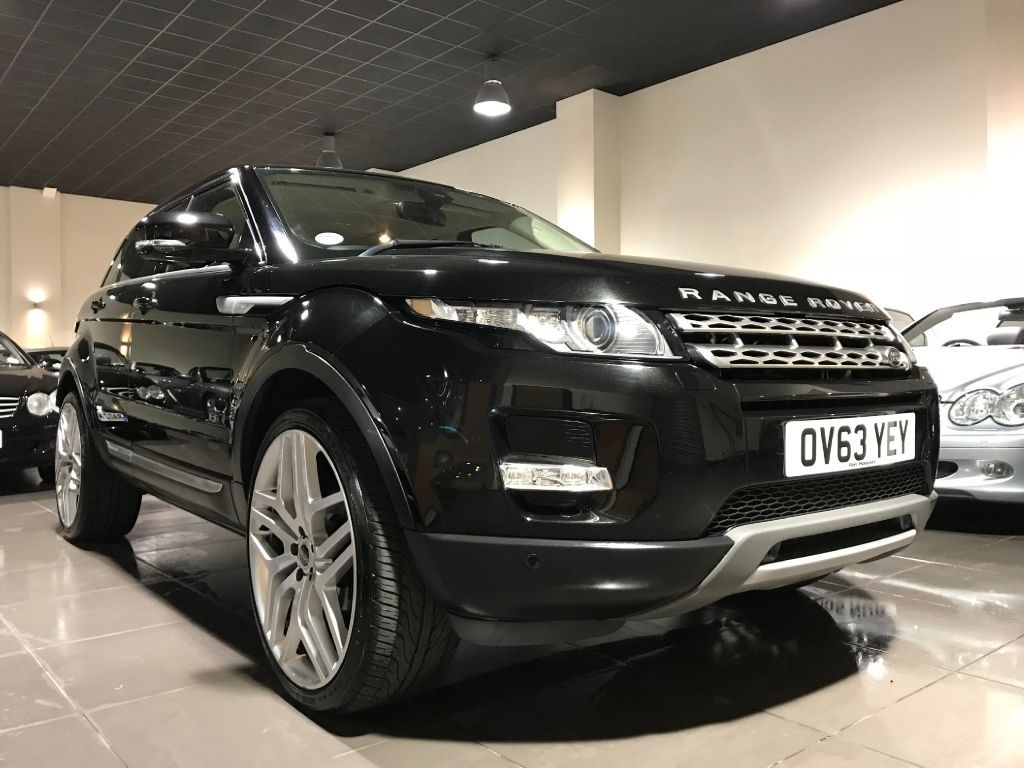silver land landrover for rover range sale used gloucestershire suv asp diesel evoque vehicle details