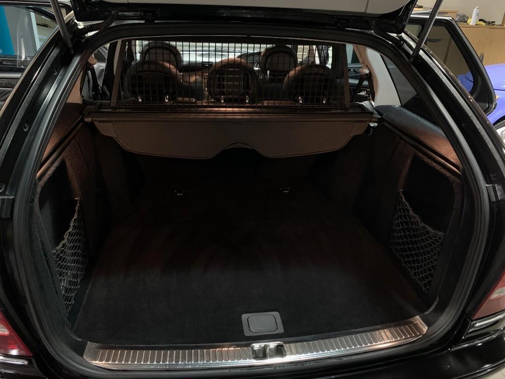 Mercedes C55 AMG