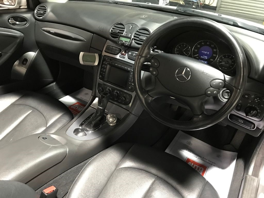 Mercedes CLK240